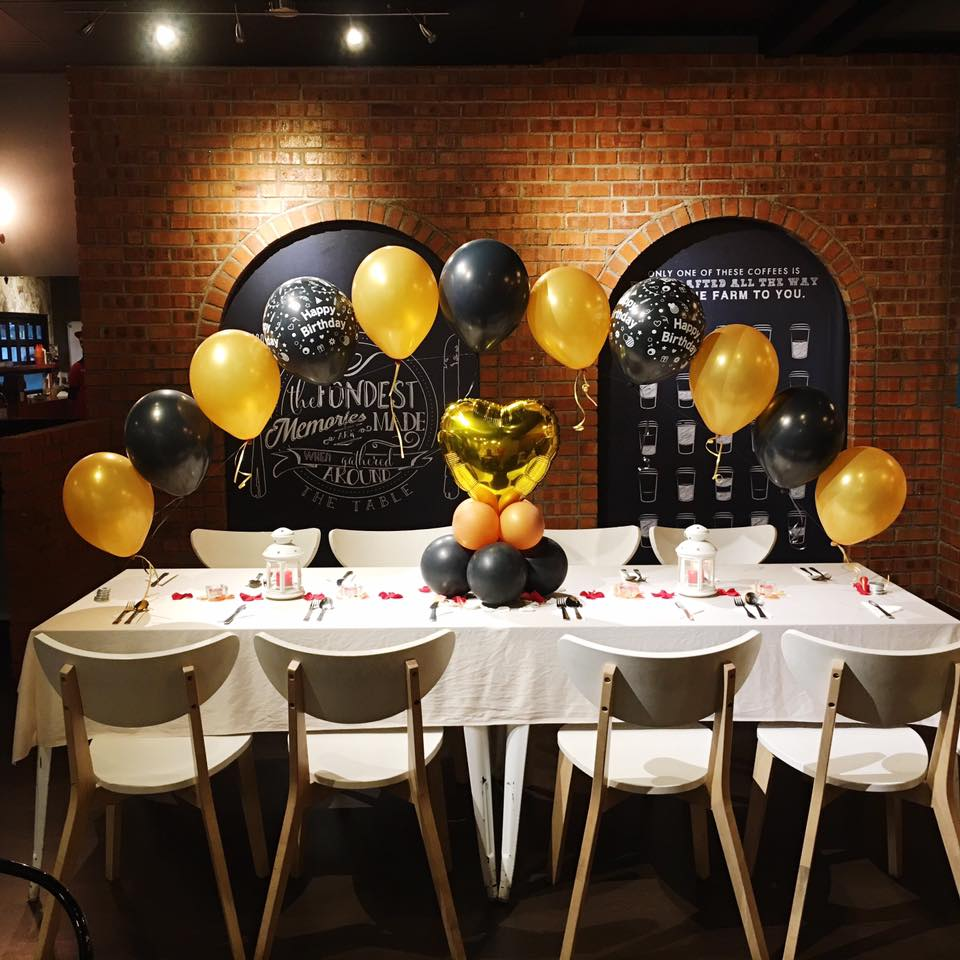 Cofeology birthday set up.jpg