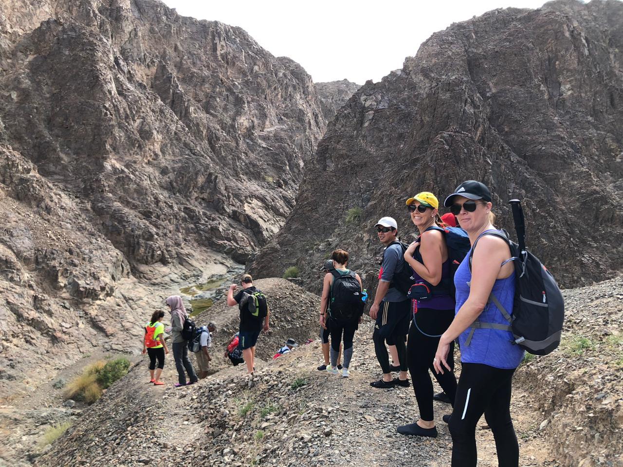 - weekday hikes