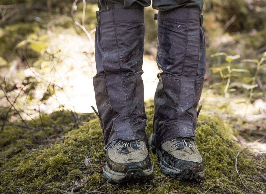 - Hiking Gaiters