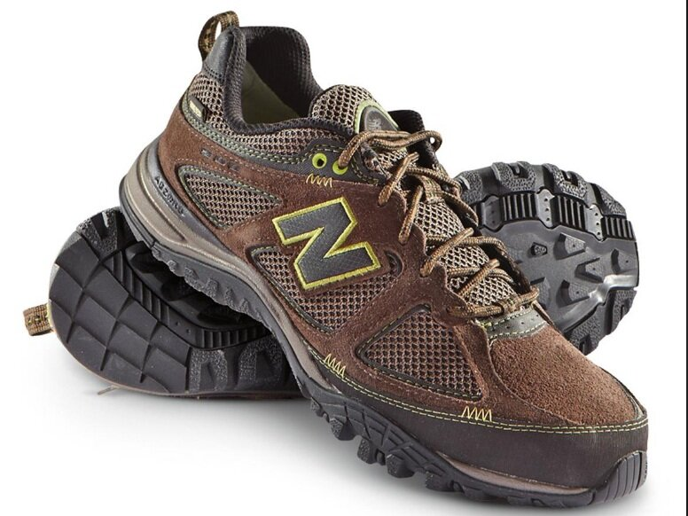 - Hiking shoes