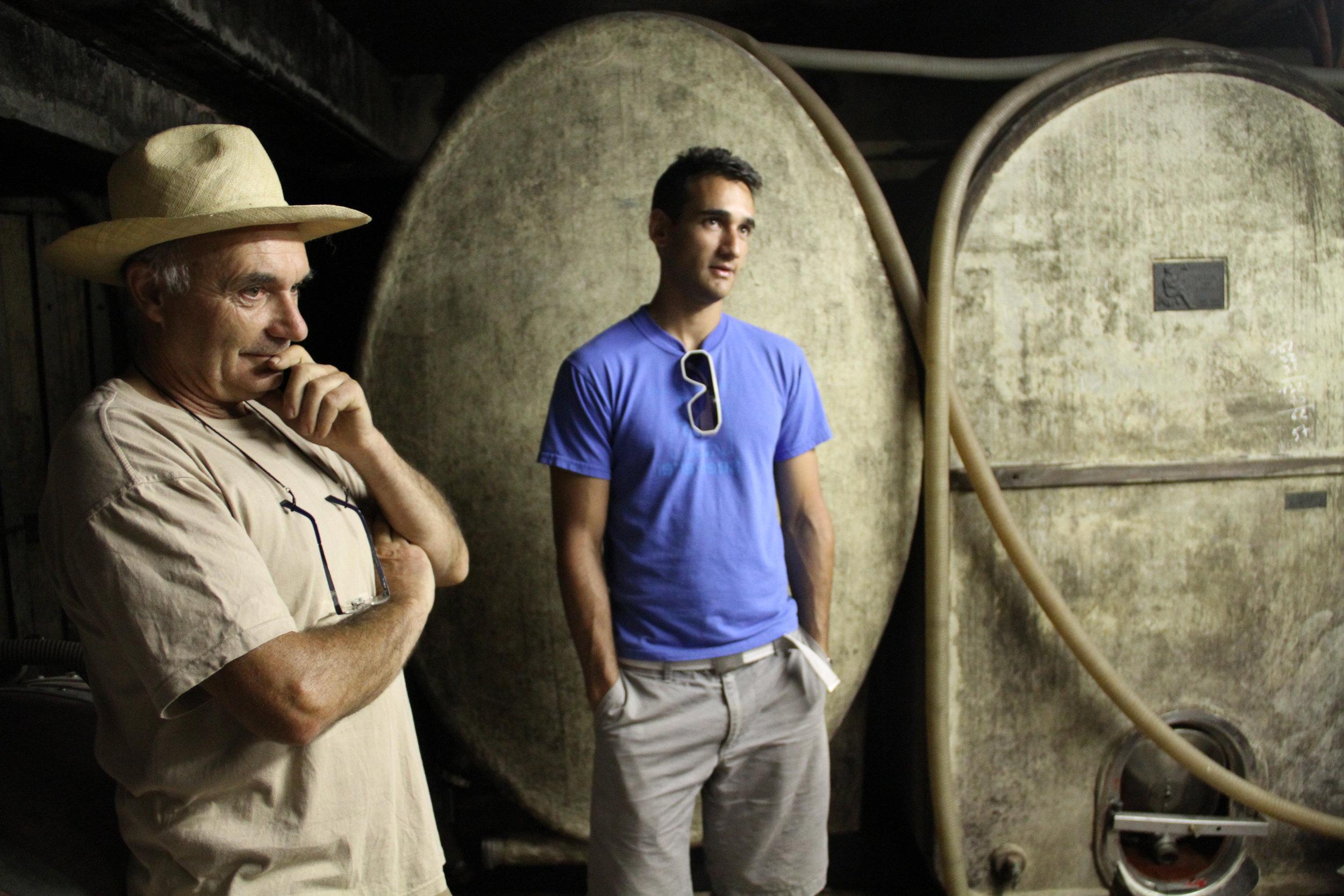 The wine process, 2012.