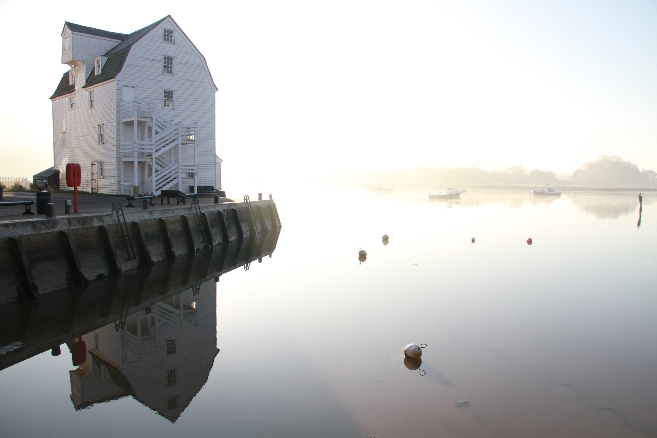The Tide Mill.