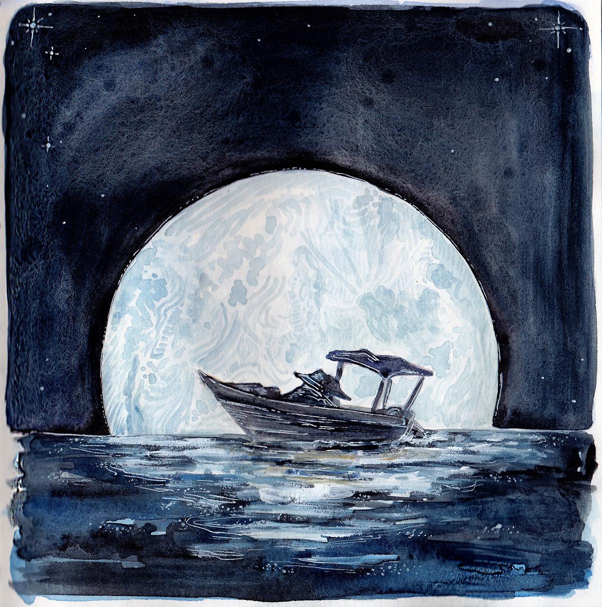 Wanderer iv: The Night