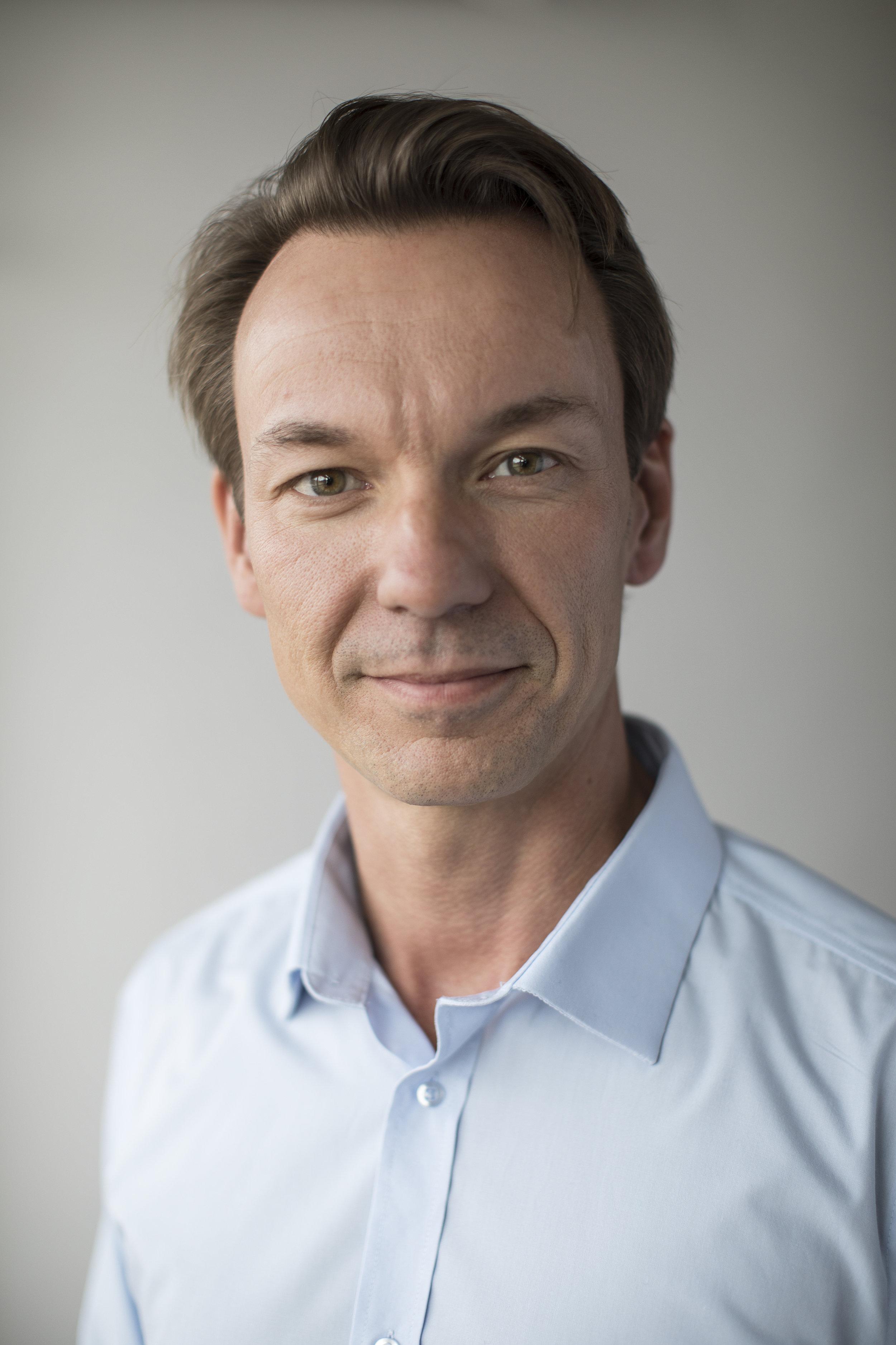 Direktør Christian Wallin