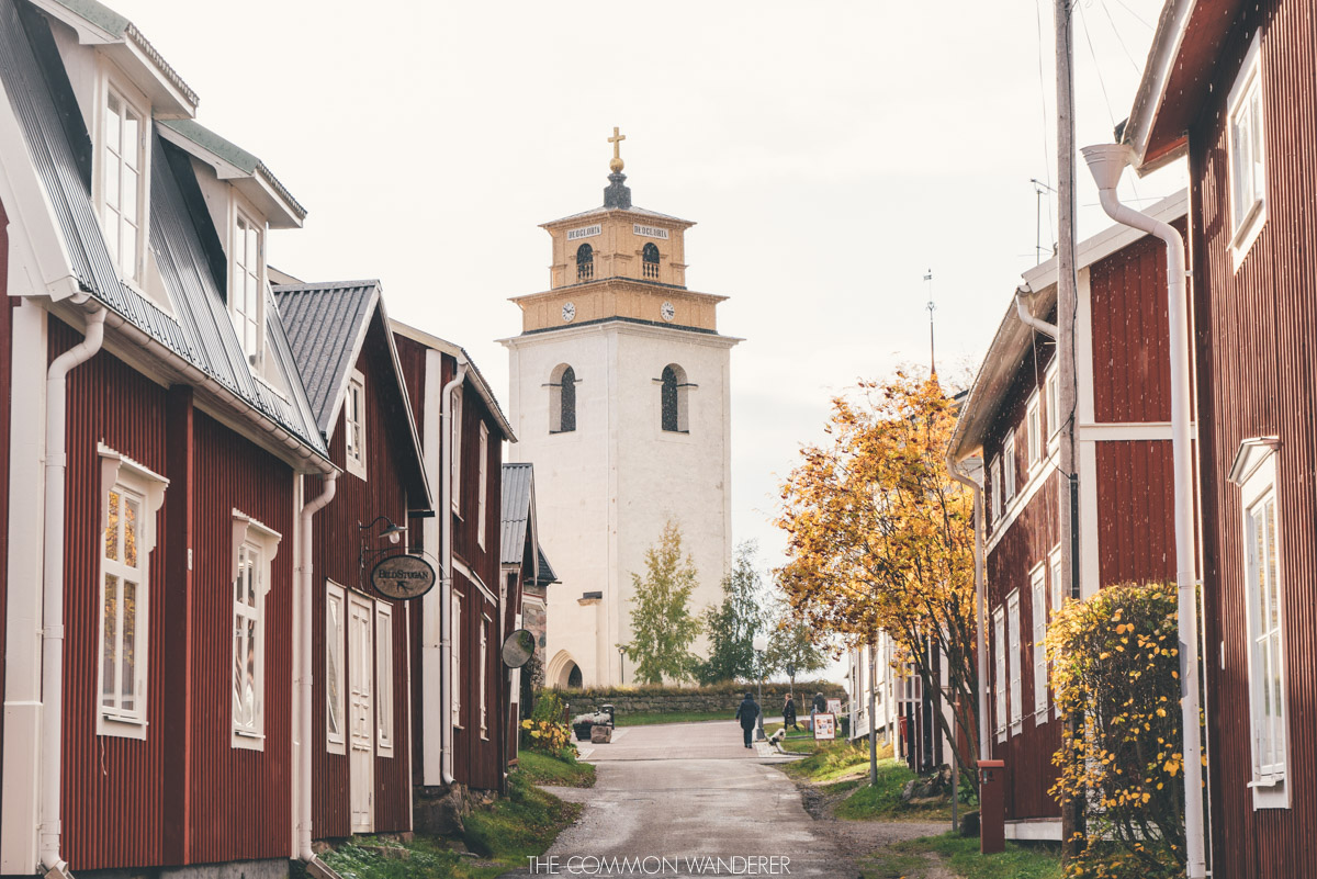 Gammelstad Church town