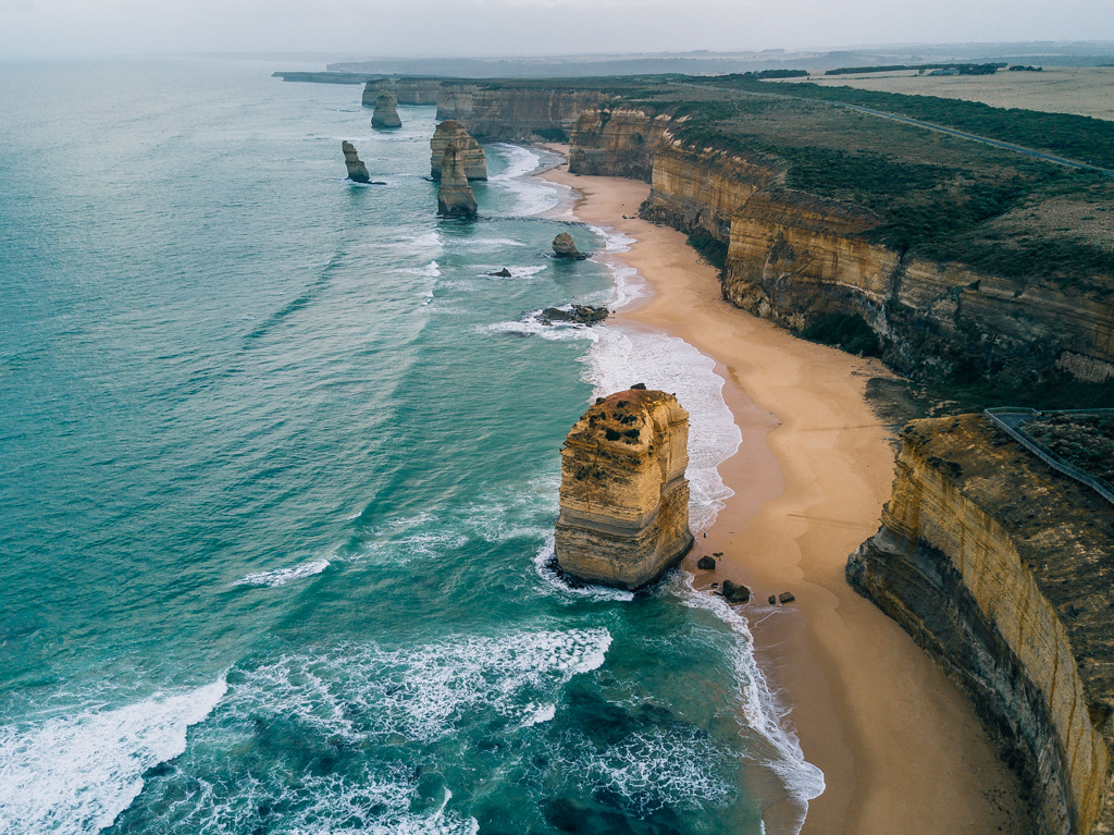 The Common Wanderer: Year in review - the 12 Apostles