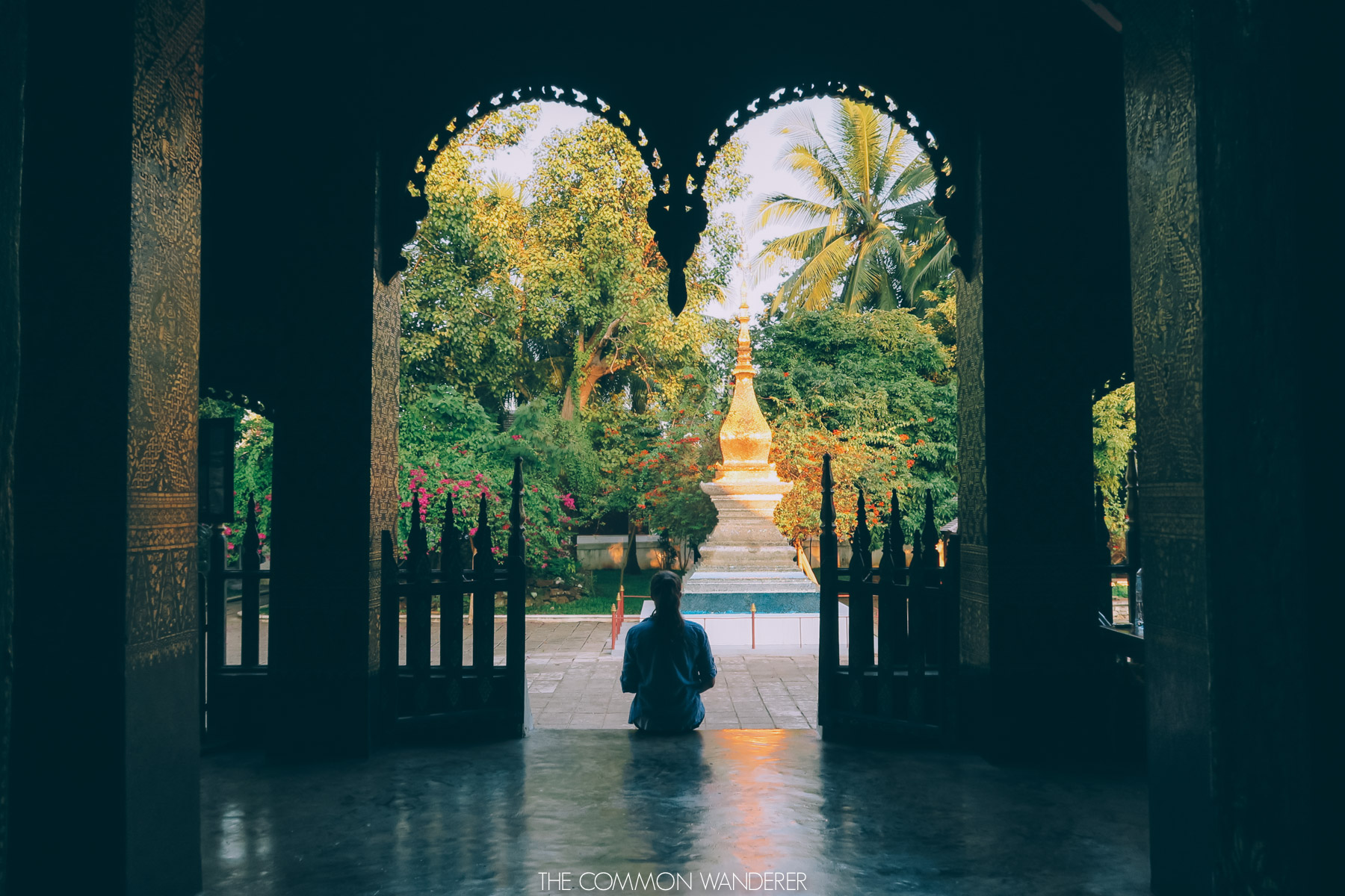 Luang Prabang things to do - temples