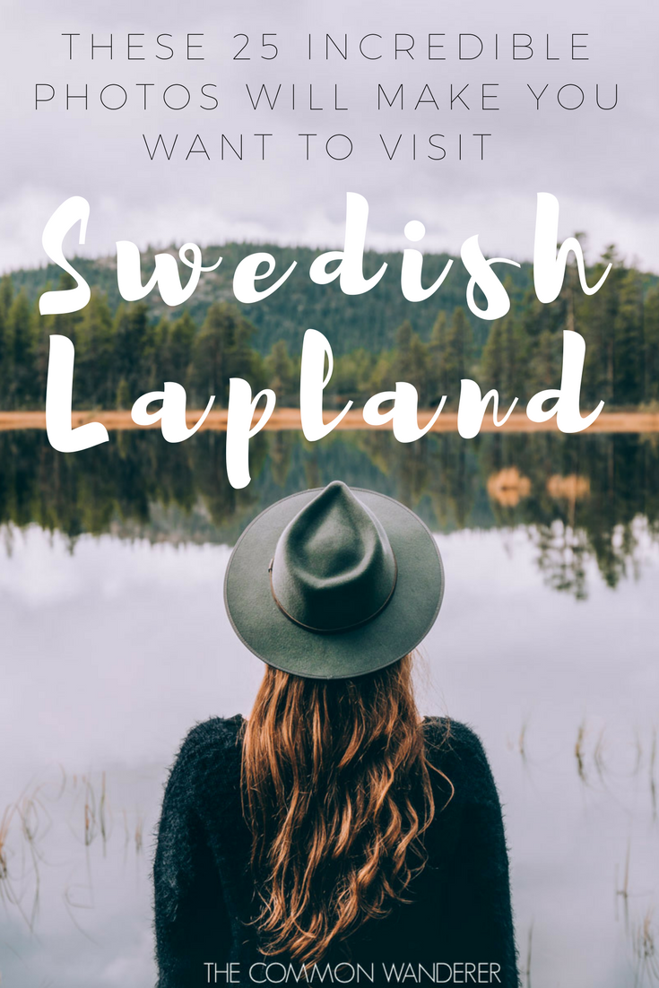 Forests ablaze with autumn, picturesque mirrored lakes, and gorgeous timber cabins: here are 25 Swedish Lapland pictures to fuel your wanderlust