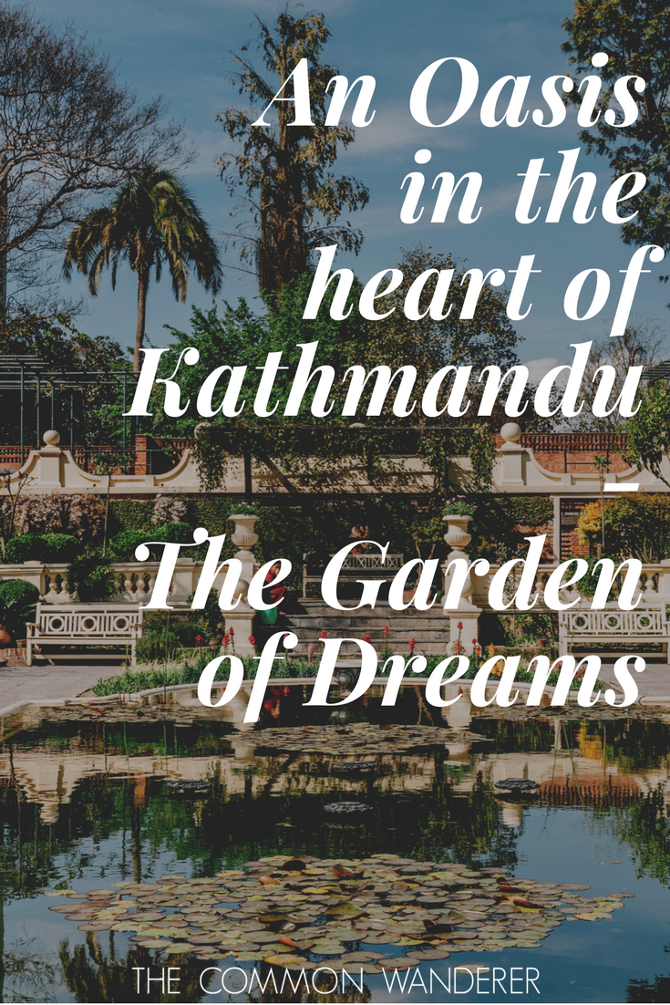 The Garden of Dreams Kathmandu is the perfect respite from the chaos of Nepal's capital city. Read why a visit here is an essential Kathmandu experience.