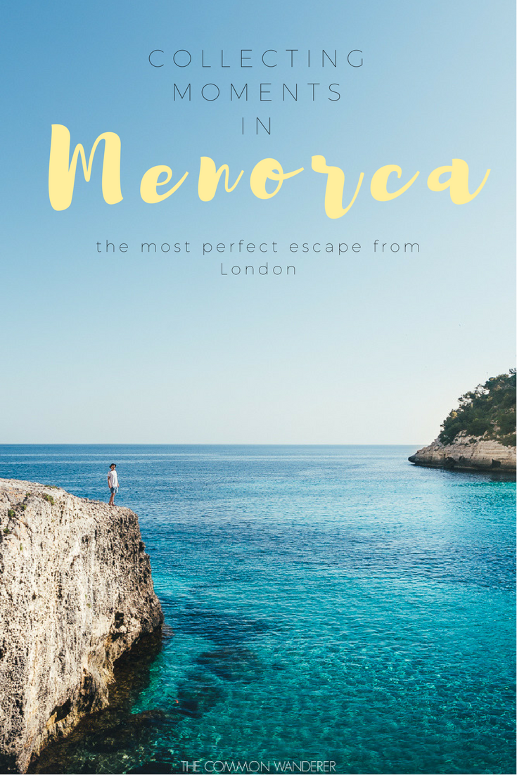 We were in desperate needs of a holiday, and from the moment we stepped foot on Menorca Spain, we fell in love. Read more to find out why!