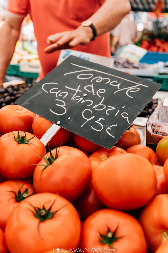 Mercado de la Esperanze - Santander