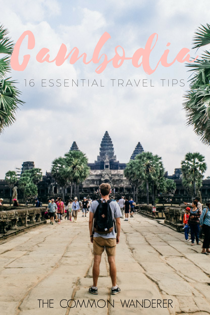 Travel advice for Cambodia