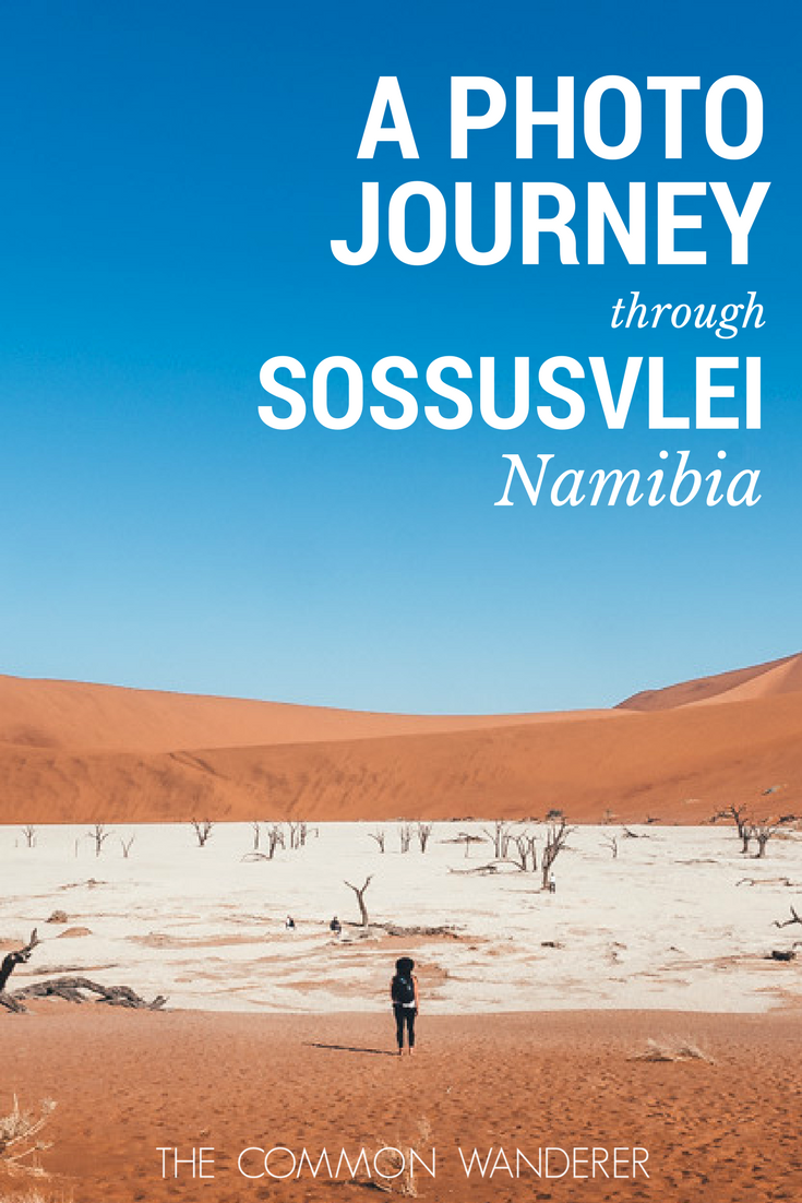 A photo journey through Namibia's iconic tourism destination, the Sossusvlei dunes.