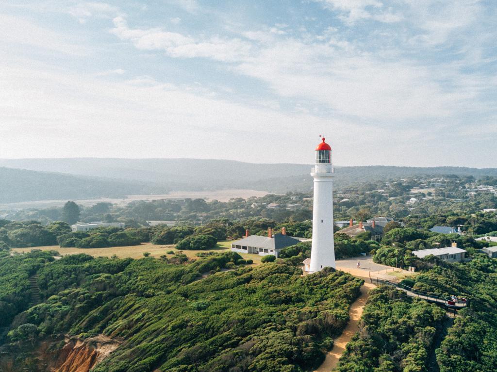 Split Point Lighthouse, Aireys Inlet, Australia
