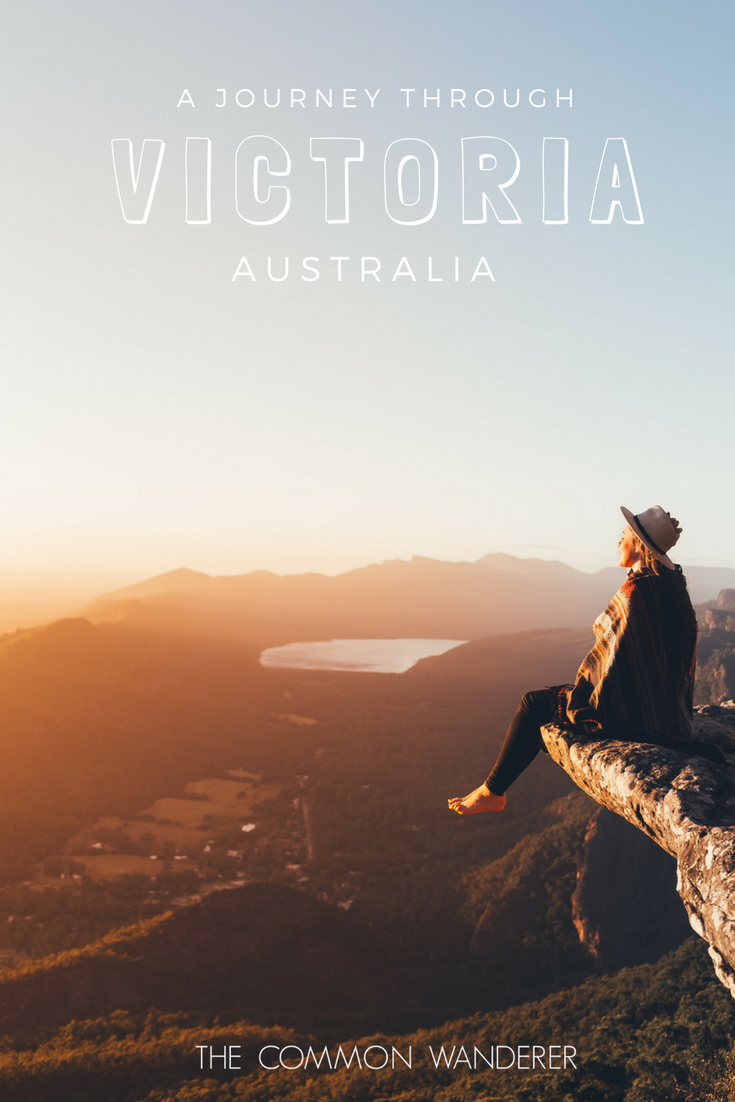 Our road trip through Victoria, Australia with Jucy Rentals.