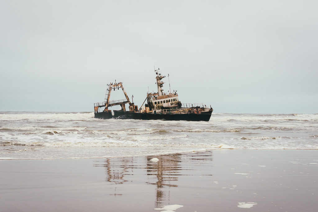 Skeleton Coast - Namibia travel guide