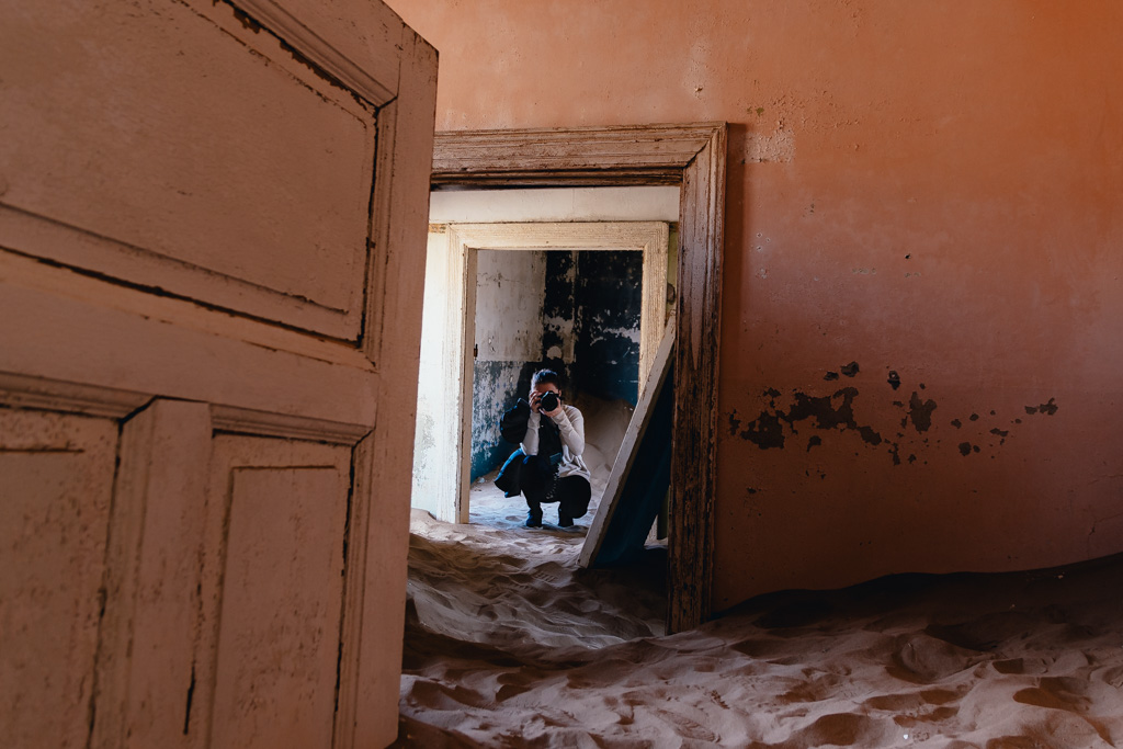 Namibia Travel Guide - Kolmanskop