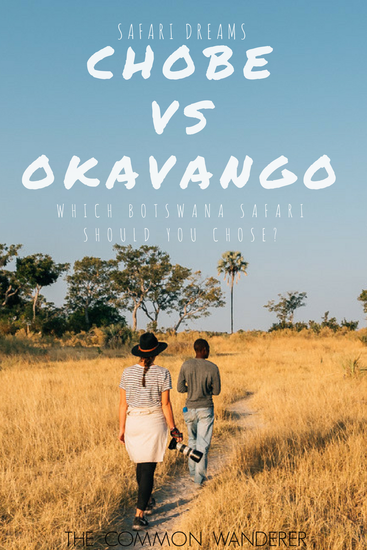 Chobe National Park vs The Okavango Delta - the ultimate battle for the title of 'best Botswana safari'. Who will win this epic duel? Read on to find out!