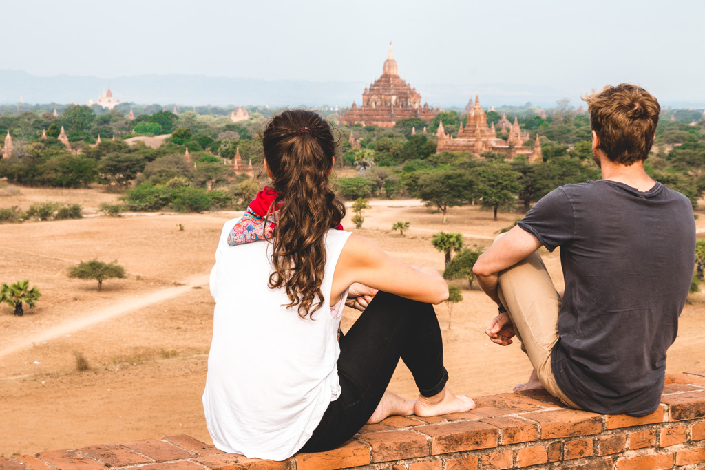 The Common Wanderer - Bagan