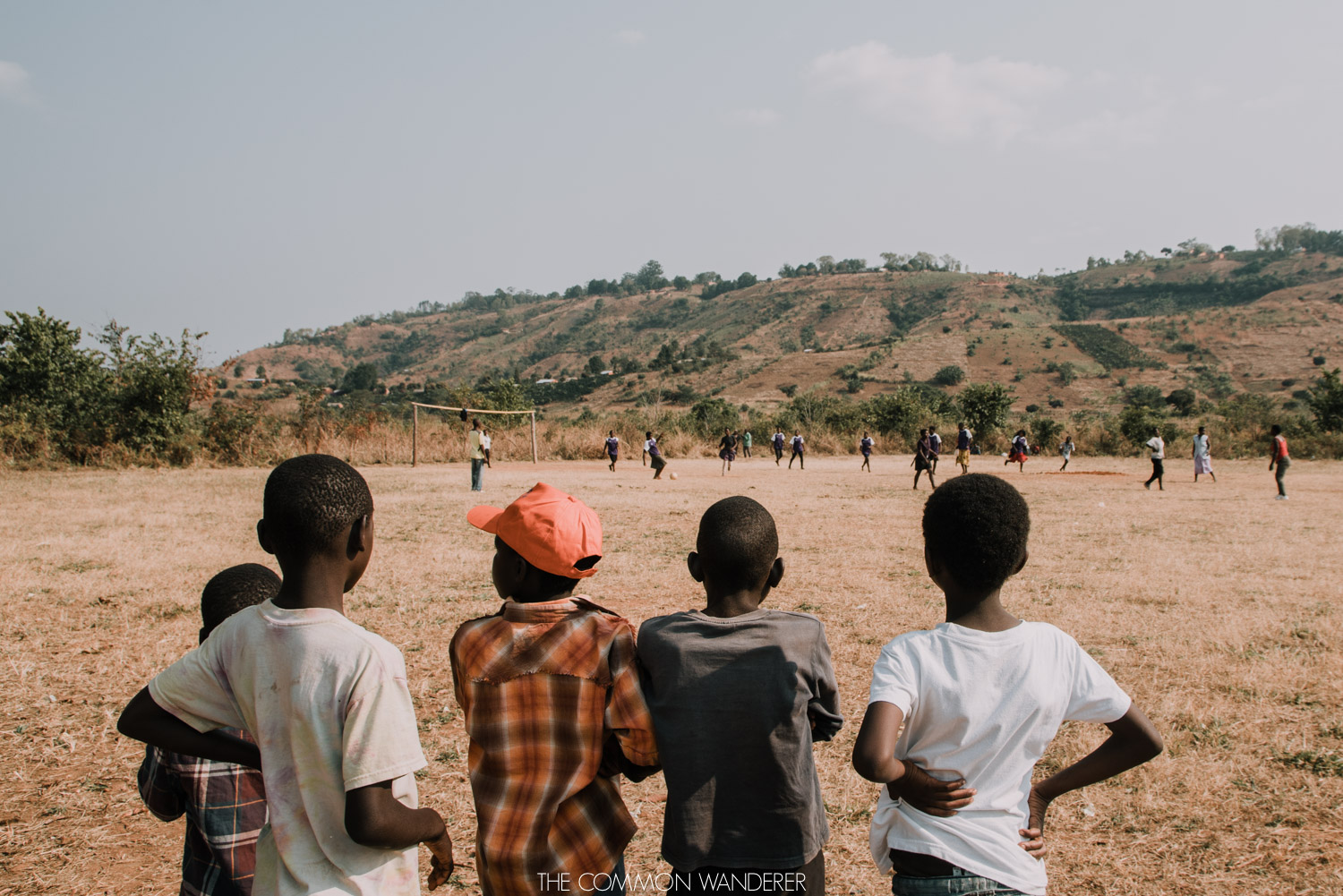 Favourite Travel Experiences - Womens football in Malawi