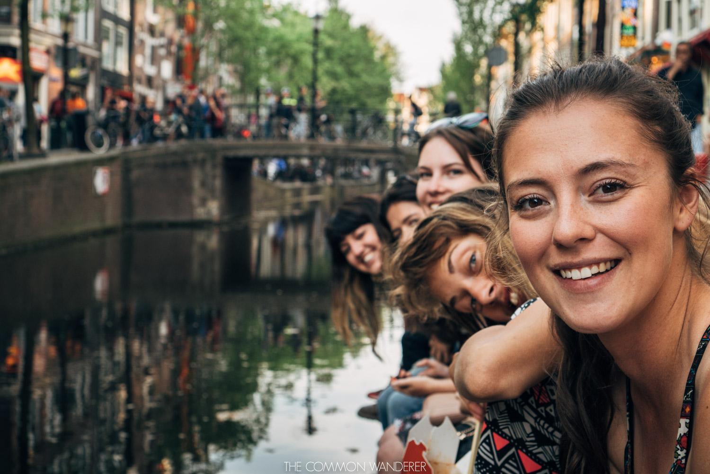 Favourite Travel Experiences - friends