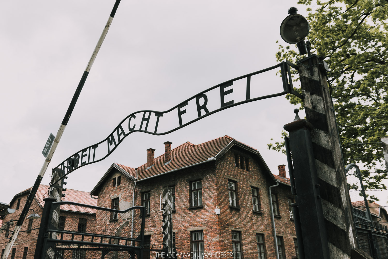 Dark Tourism-Auschwitz