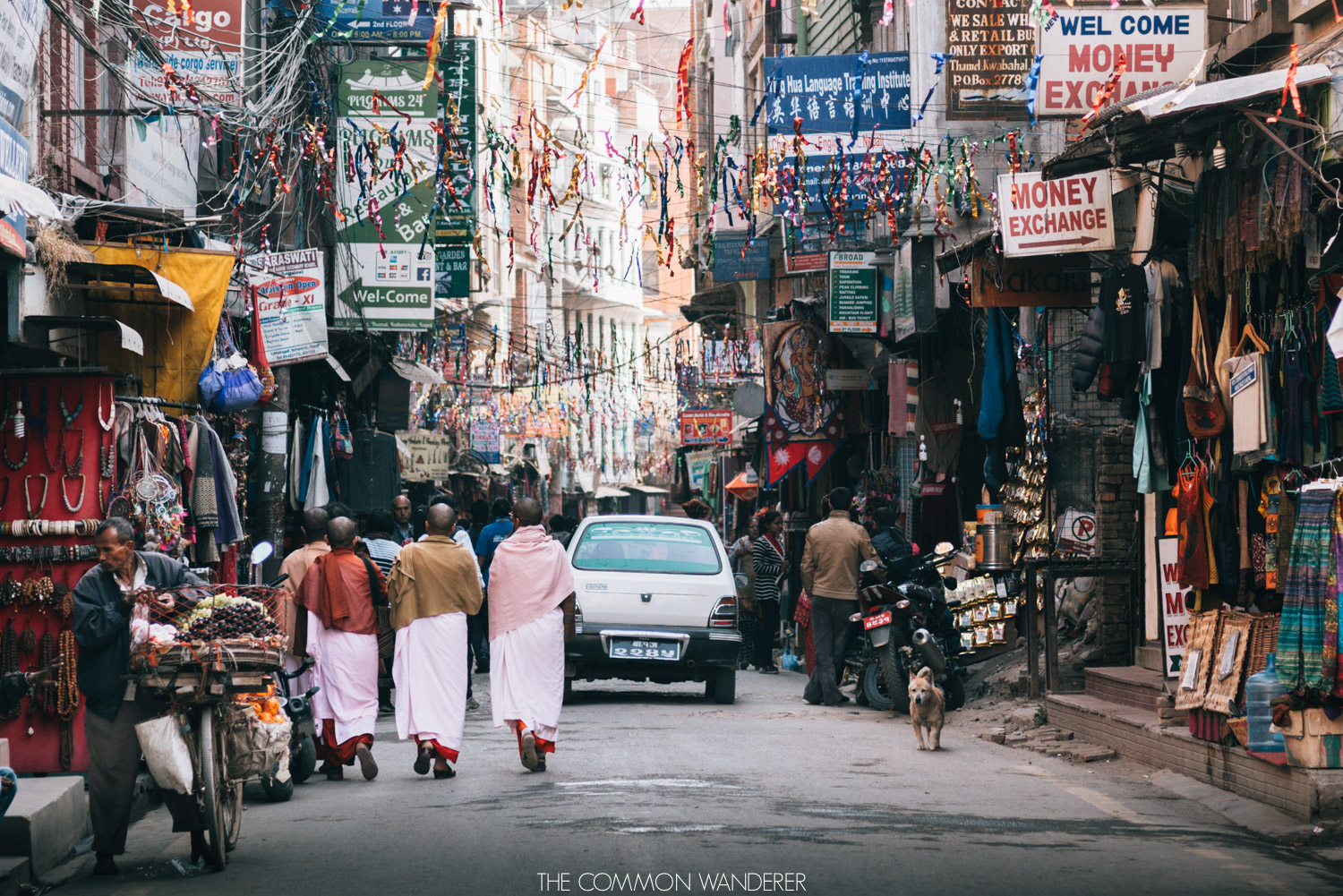 fears about visiting Nepal -The Common Wanderer