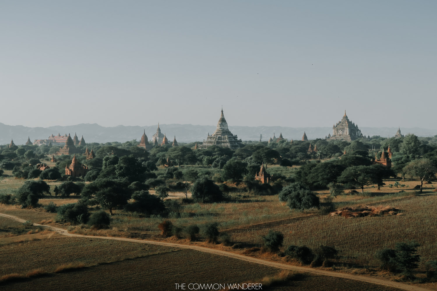 The Common Wanderer top 5 most photogenic destinations in Southeast Asia Bagan Myanmar