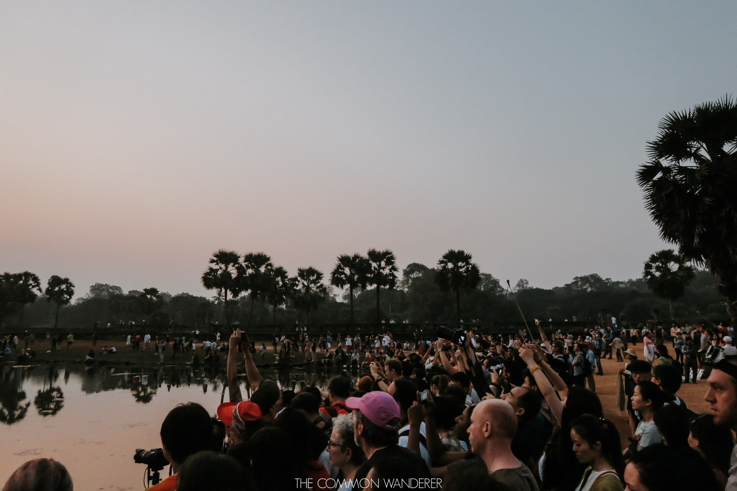 What to expect when you visit Angkor Wat sunrise photography