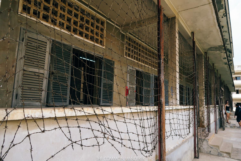 The Common Wanderer_Phnom Penh Tuol Sleng prison museum