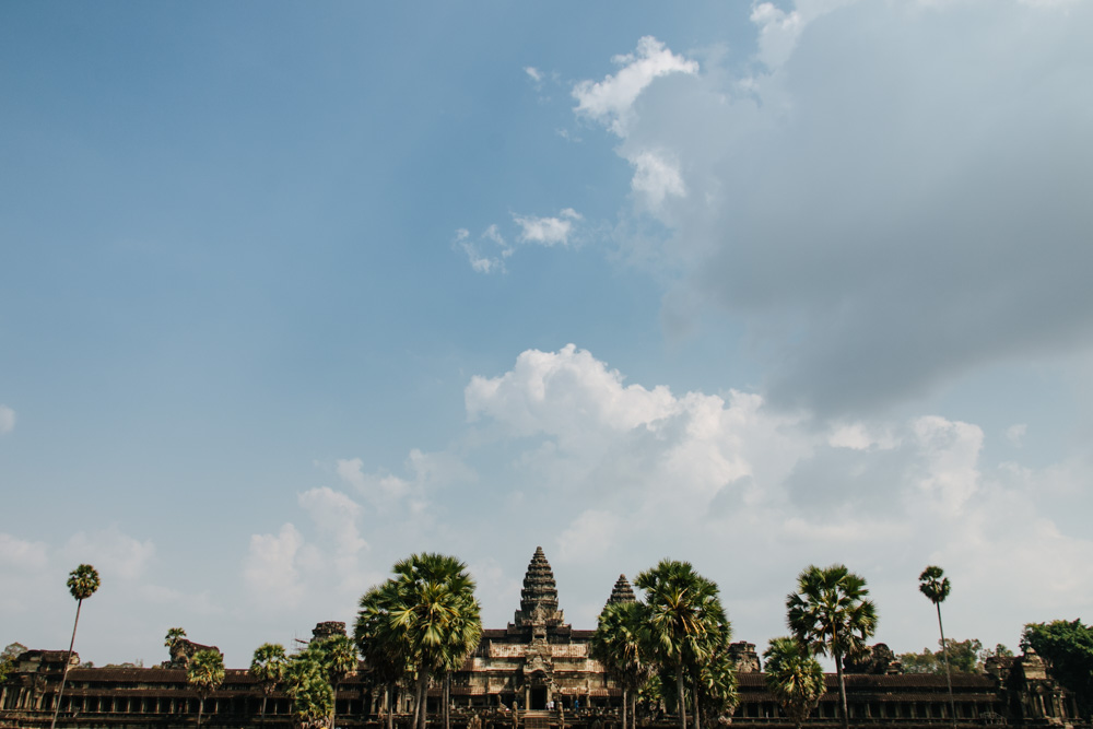 Cambodia photo diary - the angkor wat complex