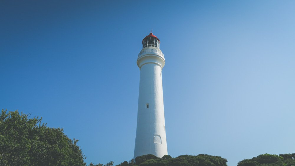 Day trips from Melbourne - Aireys Inlet on the great ocean road