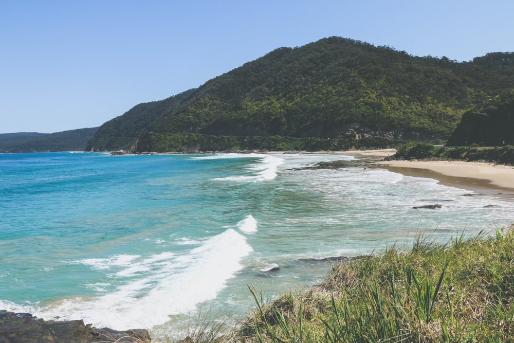 Day trips from Melbourne - beach days on the great ocean road
