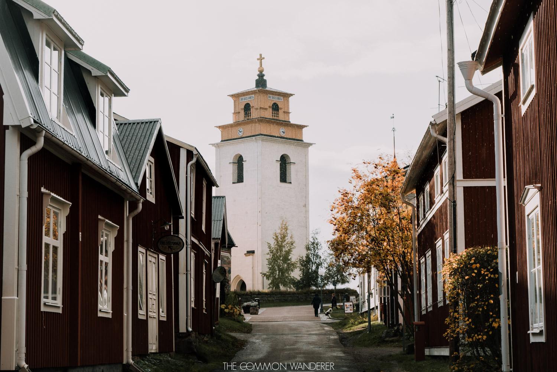 Lapland Pictures: Gammelstad Church town, Lulea, Sweden