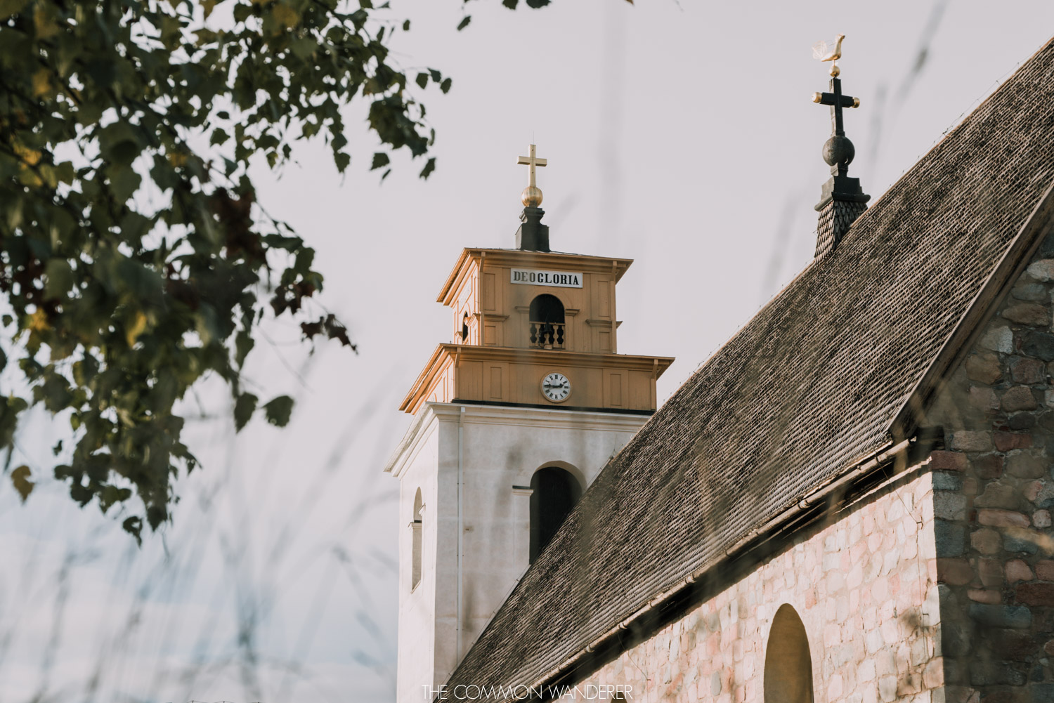Lapland Pictures: Gammelstad Church Town, Lulea