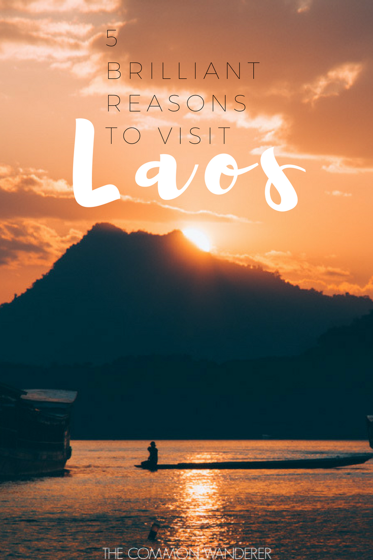 Laos. The land of a million elephants, and a traditional way of life unaffected by modern perils. Or at least it was. Here's why you must visit Laos now.