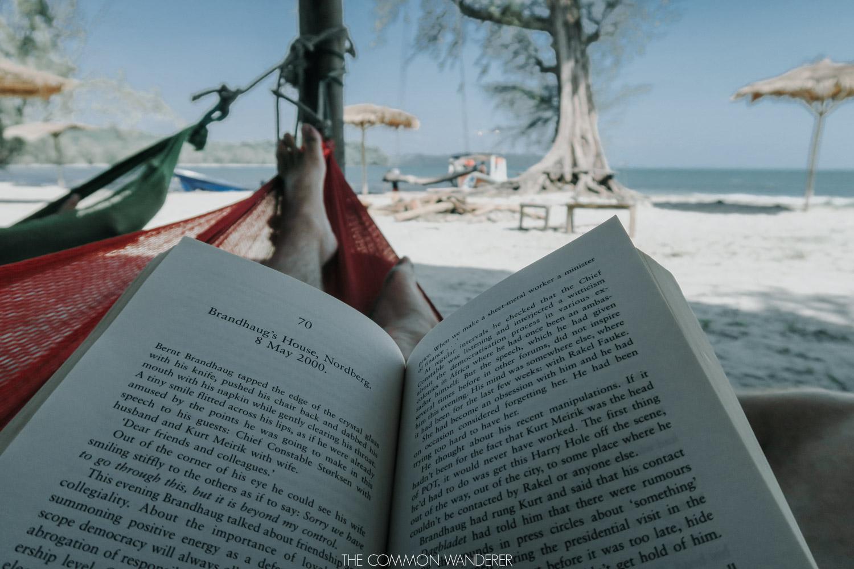 relaxing on koh ta kiev-cambodia islands