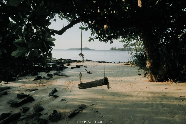 Koh ta Kiev island, Cambodia