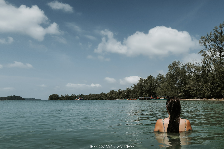 Cambodian island commandments