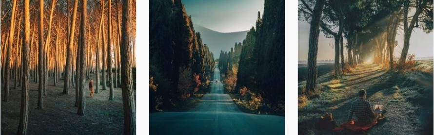Brahmino - another inspiring travel instagram account