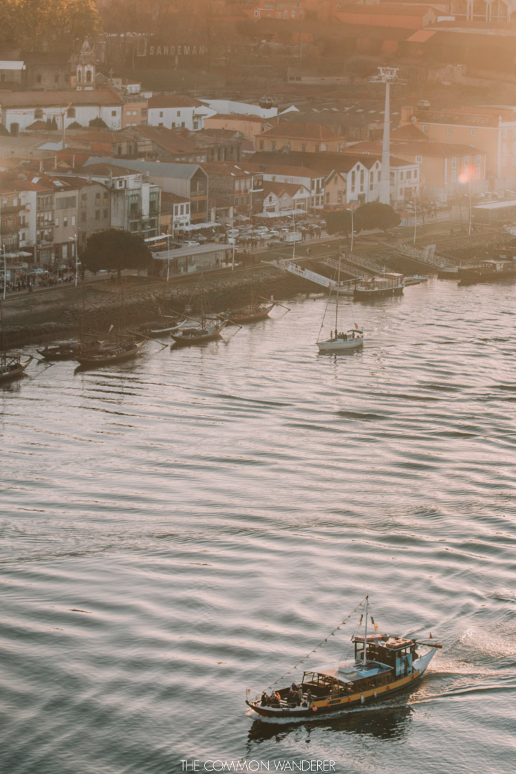 Douro river cruise in Portugal's Porto - Porto photo diary. The Common Wanderer | @thecommonwanderer