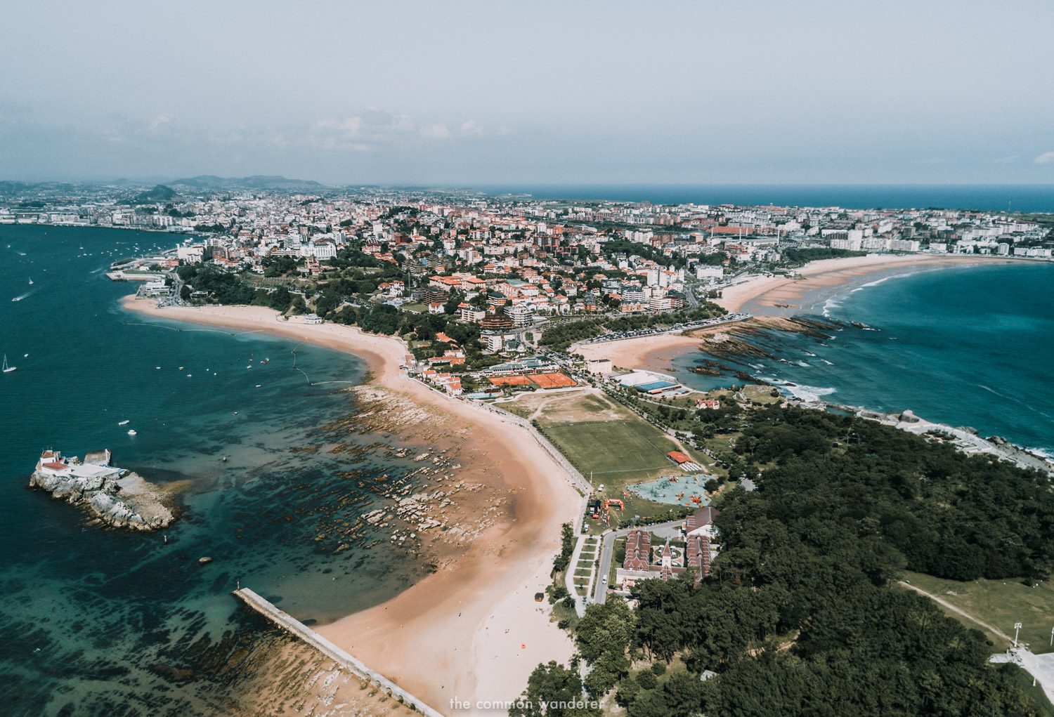 Our guide to the best things to do in Santander, Spain. Includes the best day trips from Santander, tapas, beaches, and more.