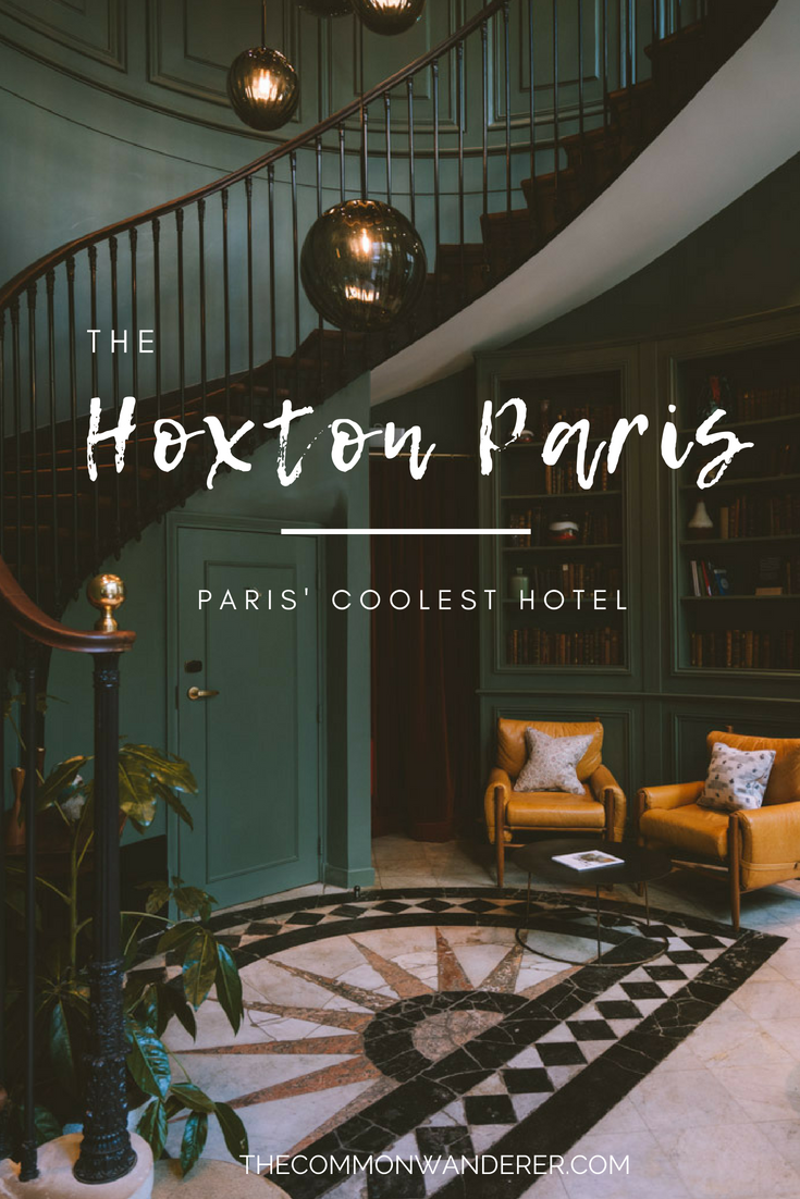 Affordable, stylish luxury right in the heart of Paris! This review of the Hoxton Paris includes all the instagram-worthy pics, insider tips, and things to know about this latest Hoxton opening. | Paris | Paris hotels | Paris hotels luxury | Paris aesthetic | Hoxton Paris | Hoxton Paris hotel | Hoxton Paris room | Hoxton Paris restaurant | Paris hotels affordable | Paris accommodation | #Paris #HoxtonParis #Parisaesthetic