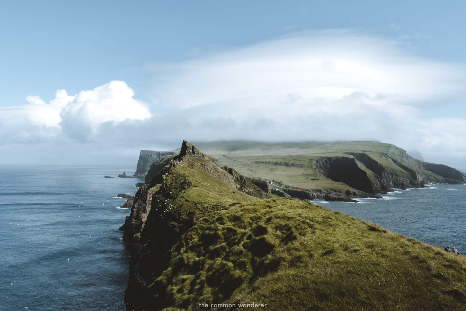 The Common Wanderer_- Most southerly point of Mykines.jpg