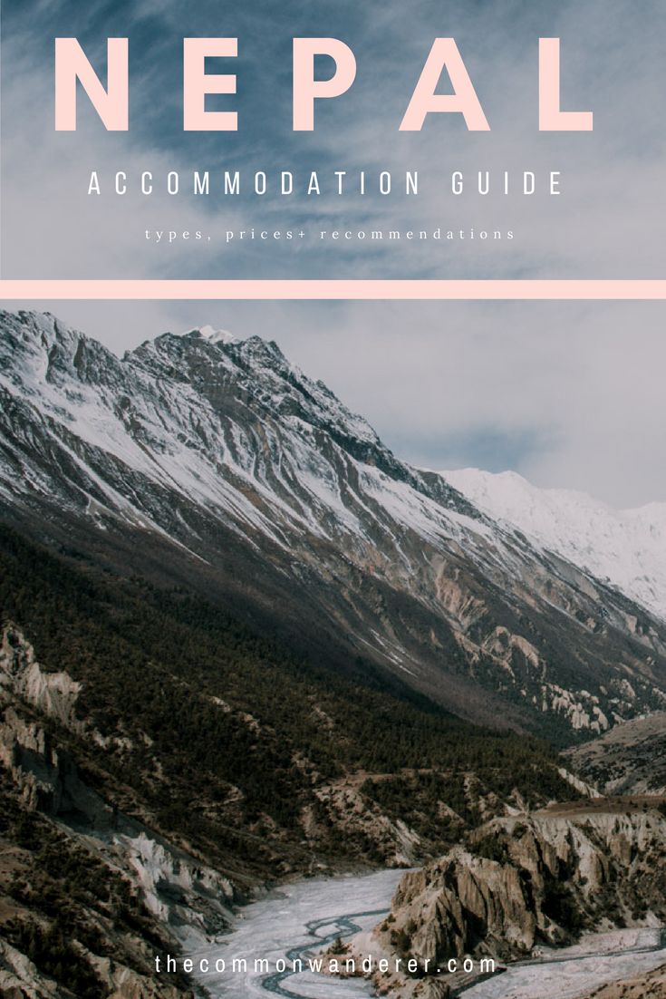 From guesthouses to teahouses, hotels to homestays: Nepal has many different accommodation options. Our guide to the types of accommodation in Nepal will help you choose the perfect option for your travel style and budget | Nepal travel | Nepal travel tips | Nepal hotels  | Nepal travel guide | Nepal accommodation | trekking | #Nepal