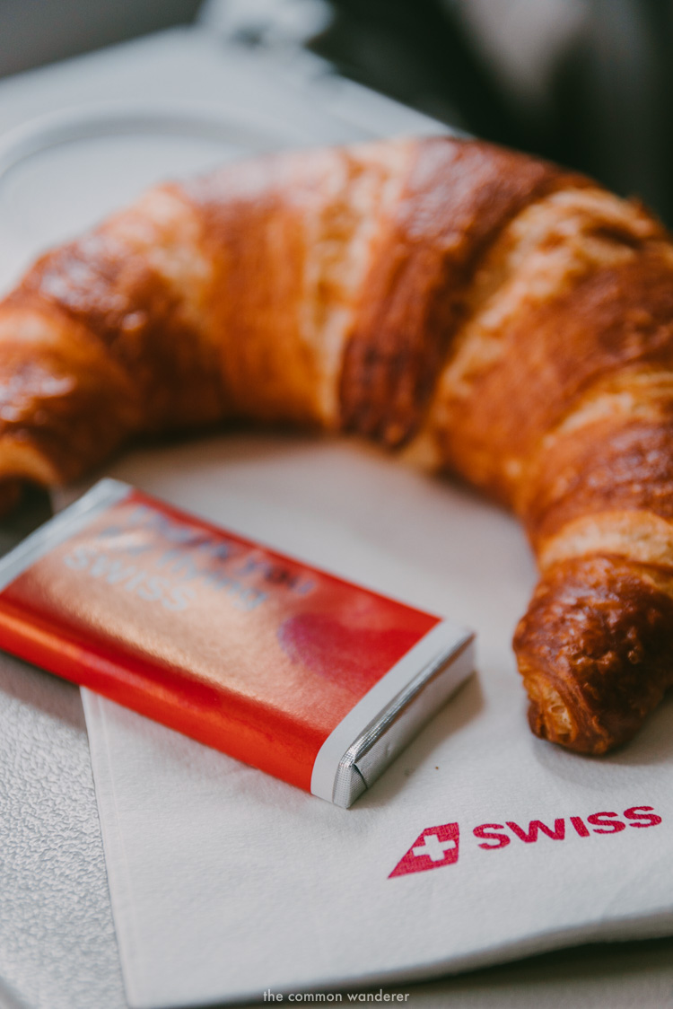 The Common Wanderer_- inflight food Swiss Airlines.jpg