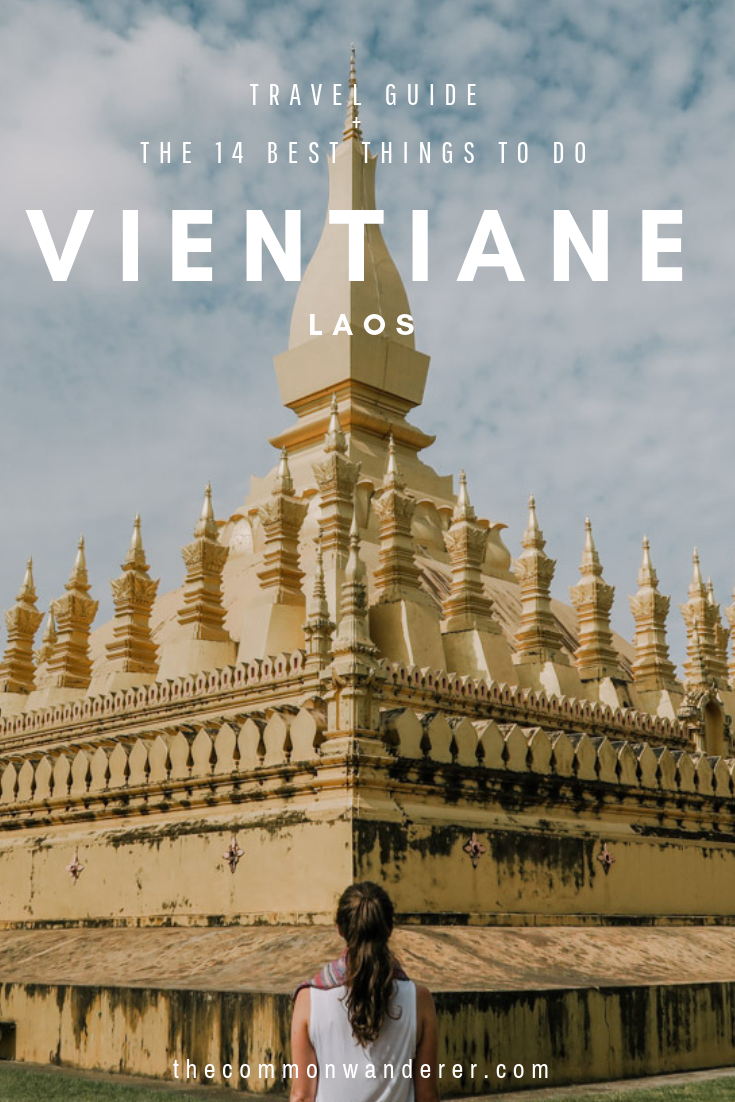 Looking for awesome things to do in Vientiane, Laos' sleepy capital? From wandering cultural museums to temple-hopping, munching on crisp local food and exploring the city's quirkier side, this guide has you well and truly sorted. | Vientiane | Laos travel | things to do in Vientiane | photography | travel | asia travel | #vientiane #laos #travel