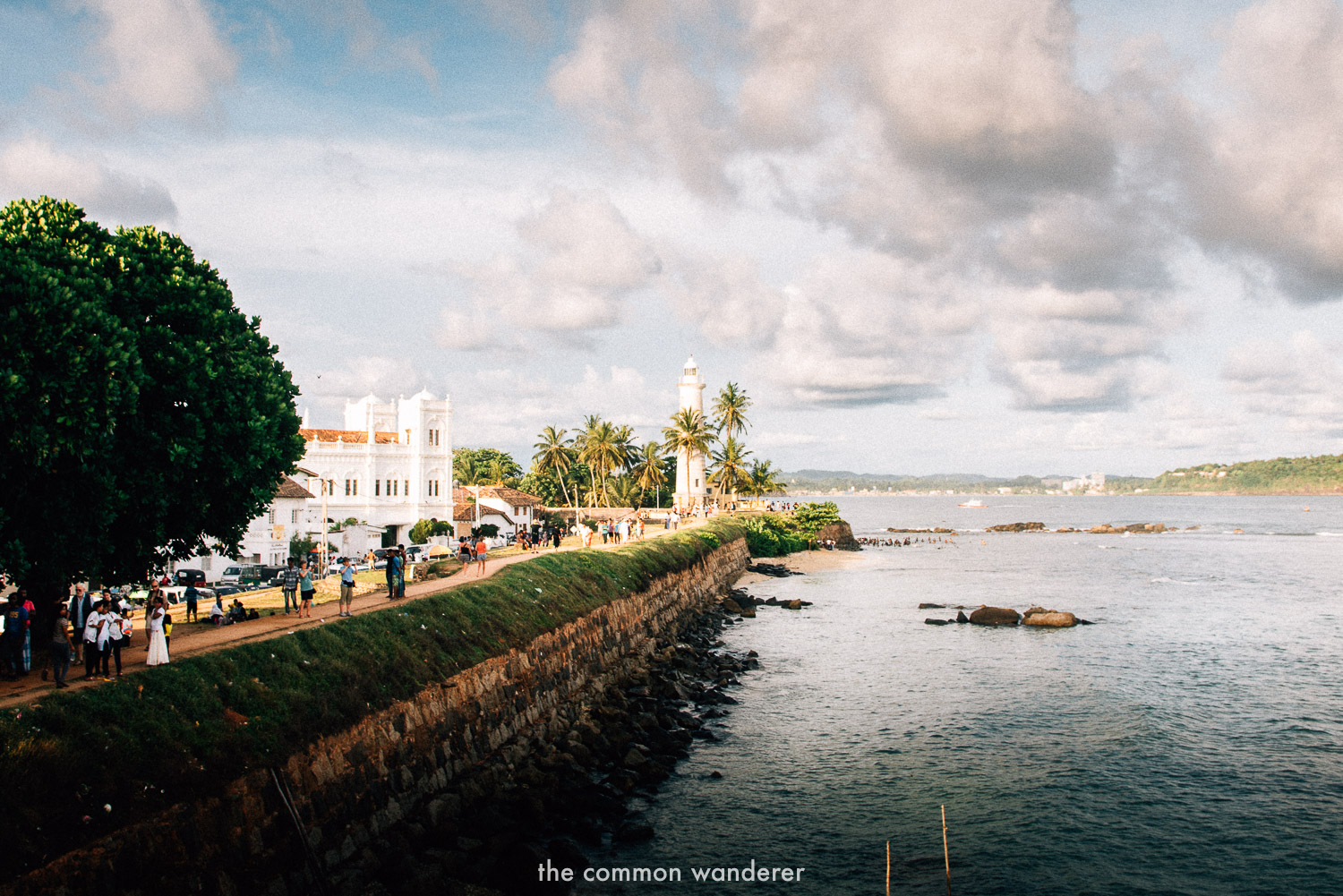 A visit to Galle Fort from Unawatuna is easy - best things to do in Unawatuna