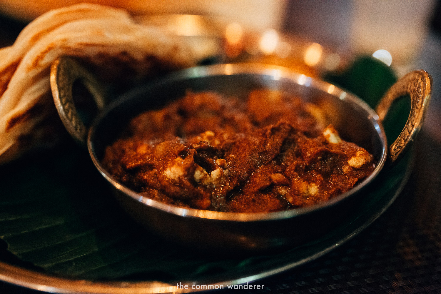 Curry at Mangos Jaffna - one of the best things to do in Jaffna, Sri Lanka