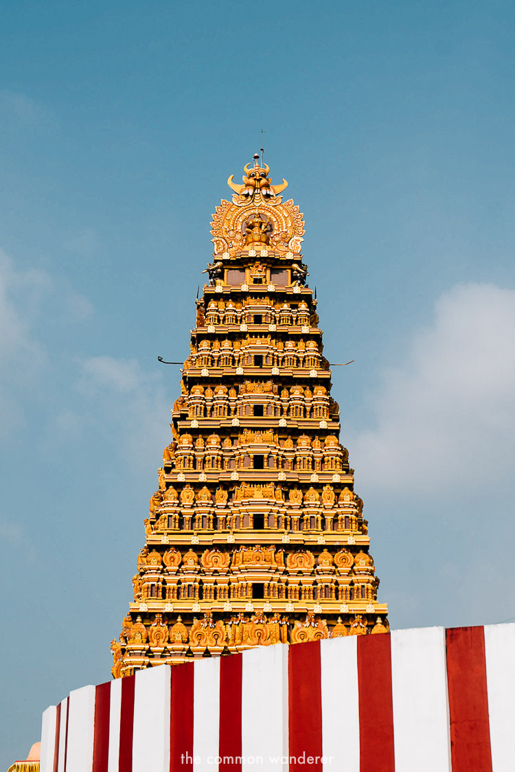 Nallur Kandiswamy Temple, Jaffna - one of the best things to do in Jaffna, Sri Lanka
